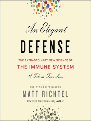 cover image of An Elegant Defense